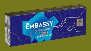 Embassy Signature Gold Superkings