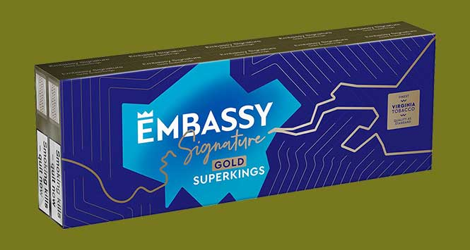 Embassy Signature Gold Superkings
