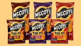 McCoy's Fire Pit range