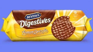 McVitie's Lemon Drizzle Digestives