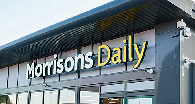 Morrisons Daily store