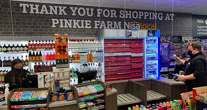 Pinkie Farm Convenience Store