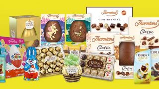 St Valentine's Day confectionery
