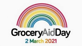 GroceryAid Day 2 March 2021