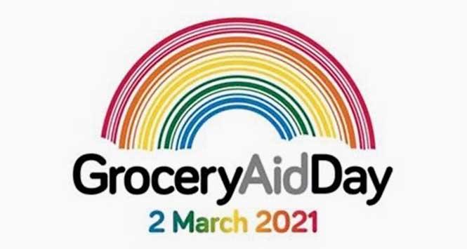 GroceryAid Day 2 March 2021
