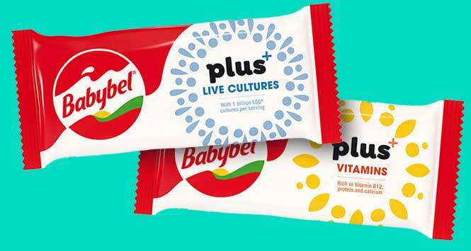 Babybel Plus range