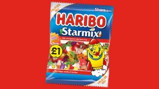 Fruiter Haribo Starmix