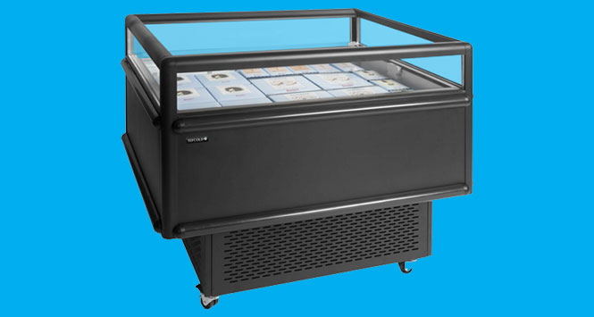Tefcold UHD200 chiller/freezer