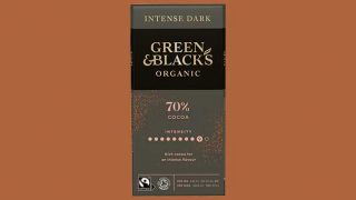 Green & Black's chocolate bar