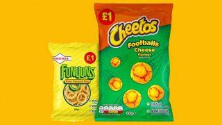 Cheetos and Funyuns