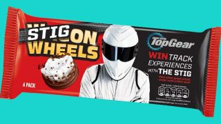 Stig On Wheels/Wagon Wheels pack