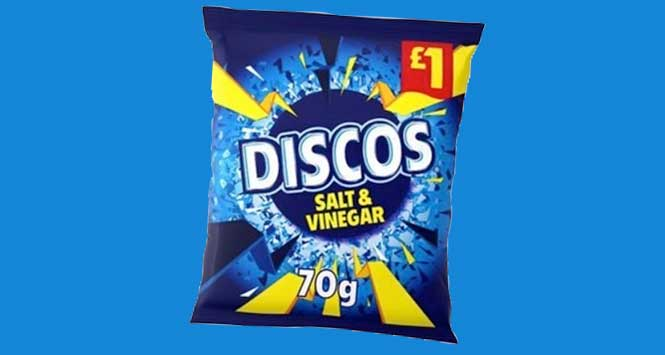 Salt & vinegar discos