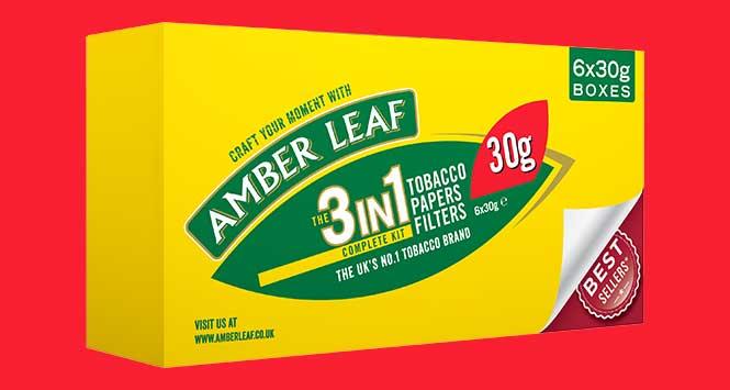 Amber Leaf 3-in-1