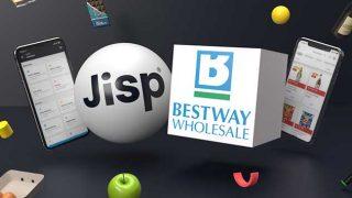 Bestway and Jisp logos