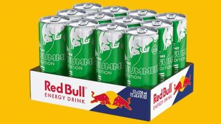 Red Bull Cactus Fruit Summer Edition