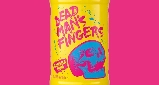 Dead Man's Fingers banana rum