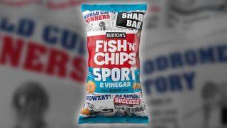 Fish 'n' Chips Sport & Vinegar