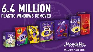 Mondelez Easter eggs