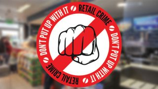 Retail Crime - Don't put up with it
