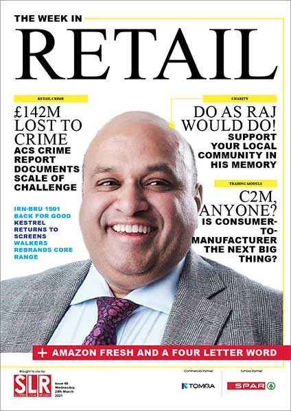 The Week In Retail issue 48