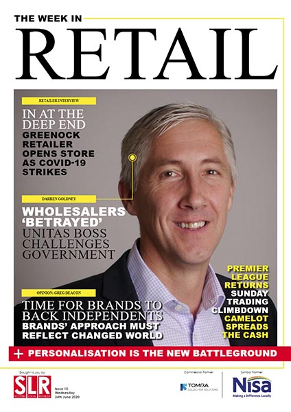 The Week In Retail issue 10