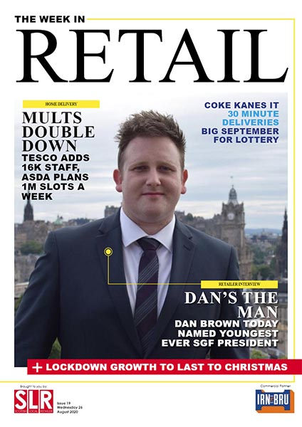 The Week In Retail issue 19