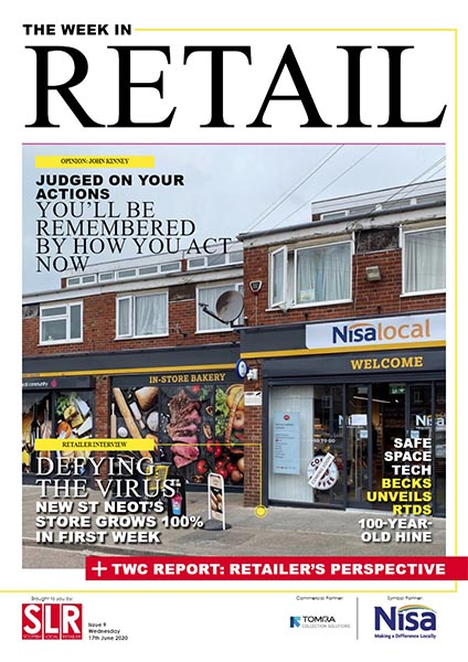 The Week In Retail issue 9