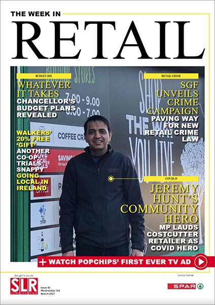 The Week In Retail issue 45