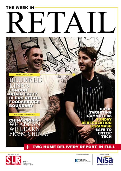 The Week In Retail issue 8