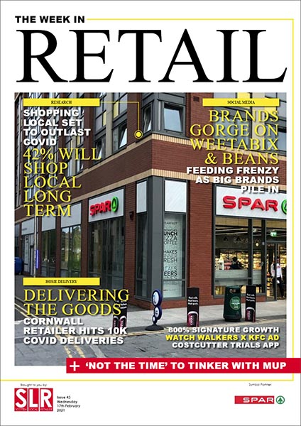 The Week In Retail issue 43