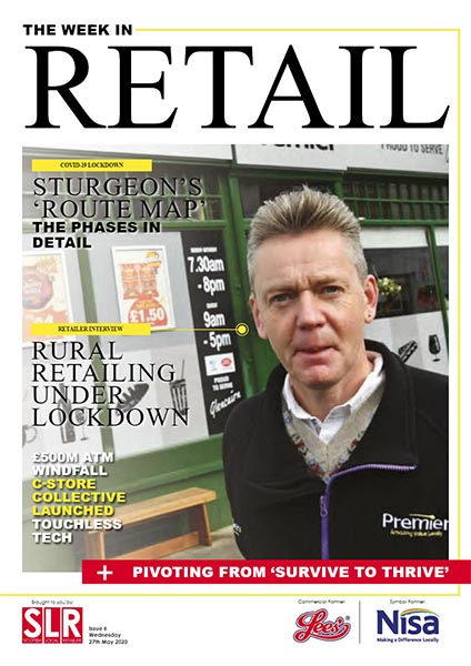 The Week In Retail issue 6