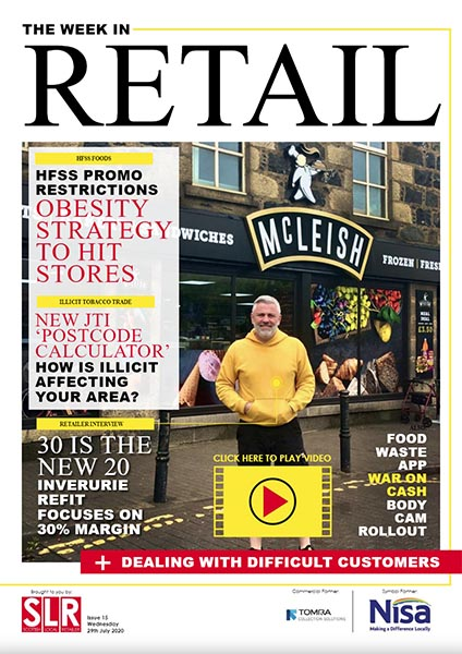 The Week In Retail issue 15