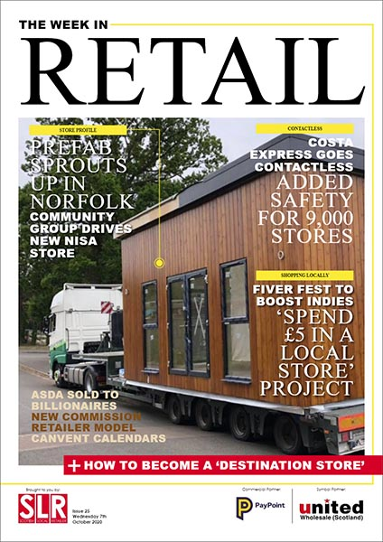 The Week In Retail issue 25