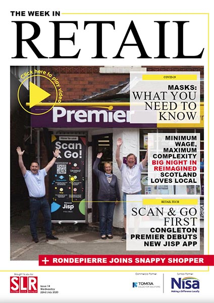 The Week In Retail issue 14