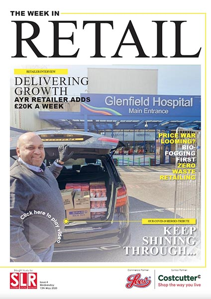 The Week In Retail issue 4