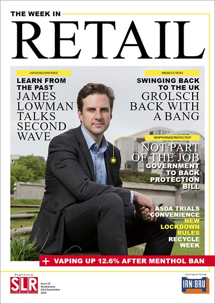 The Week In Retail issue 23
