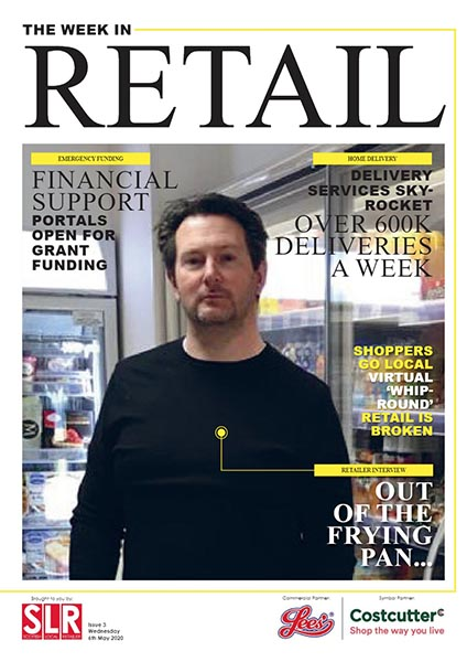 The Week In Retail issue 3