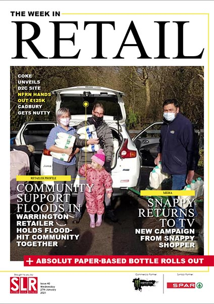 The Week In Retail issue 40