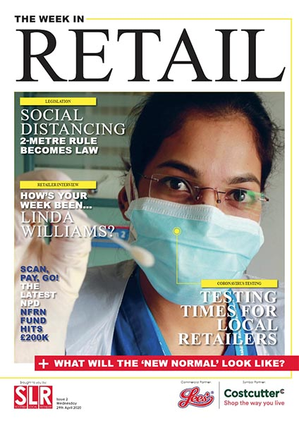 The Week In Retail issue 2