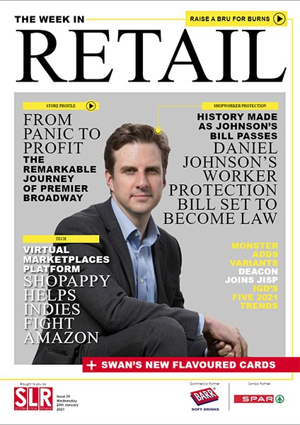 The Week In Retail issue 39