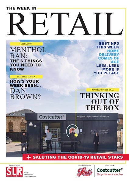 The Week In Retail issue