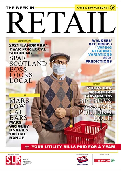 The Week In Retail issue 38