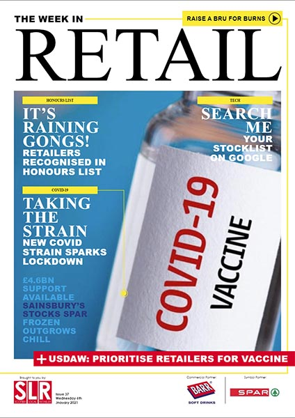 The Week In Retail issue 37