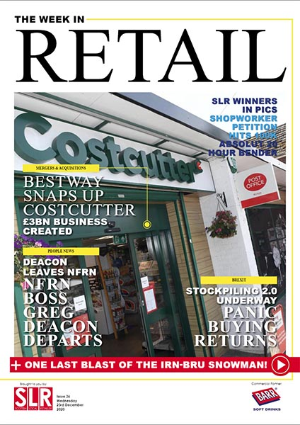The Week In Retail issue 36