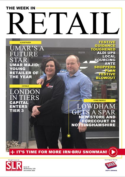 The Week In Retail issue 35