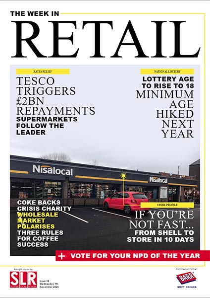 The Week In Retail issue 34