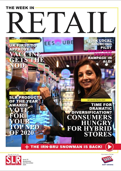 The Week In Retail issue 33