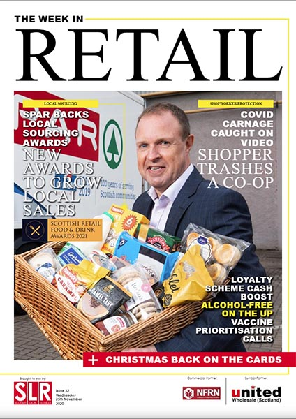 The Week In Retail issue 32