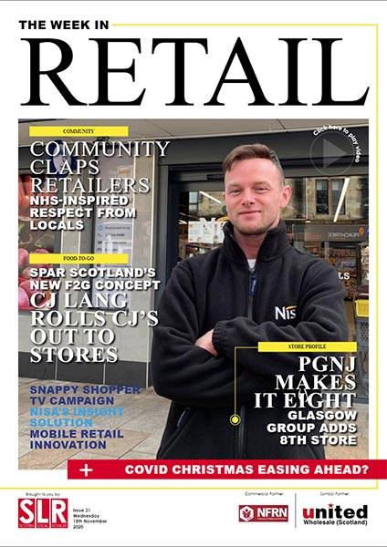 The Week In Retail issue 31