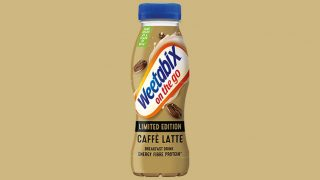 Weetabix on the go Caffe Latte
